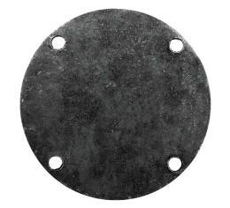 Model T Starter Drive Cover Rear Plate, Steel, 1909-1927