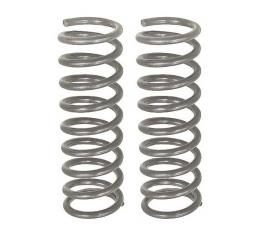 Ford Thunderbird Front Coil Springs, With Air Conditioning, 1963