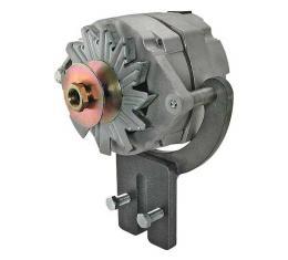 Alternator Conversion Kit - 6 Volt - Has Wide 5/8 Pulley - Flathead V8 - Ford
