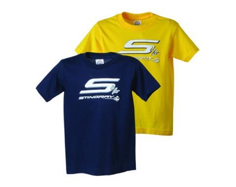 Corvette C7 Stingray Youth T-Shirt
