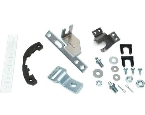 Chevelle Shifter Conversion Kit, Powerglide To TH350 Or TH400 Transmission, 1966-1967