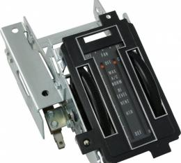 Corvette Heater Control Assembly, With Air Conditioning, 1972-1975