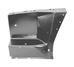 Ford Mustang Fender Apron - Front Section - Right