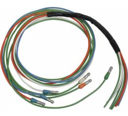 Turn Signal Switch Wires - 34 - Does Not Include Switch - Mercury With Manual Transmission