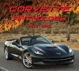 Book On CD, Corvette Anthology 2015