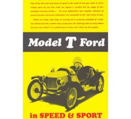 Model T Ford In Speed & Sport - 224 Pages - 300 Illustrations
