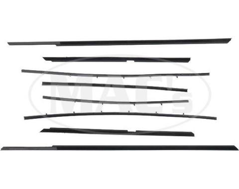 PUI 66 MERCURY S-55 2 DR HTOP 200638 | Belt W/strip 8pc Kit/ Mercury S-55 2dr Hardtop