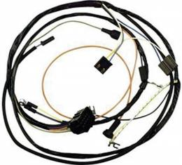 El Camino Engine Harness, 307-327 c.i. V8, With Factory Gauges And Idle Stop Solenoid, 1969