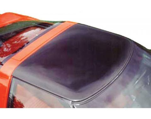 Corvette Roof Panel, Astro 4, Gray, Lightweight Replacement,1984-1996
