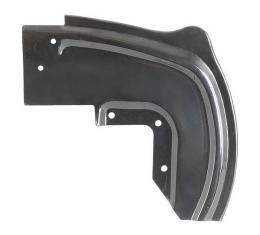 Ford Mustang Fender Splash Shield - Front - Right