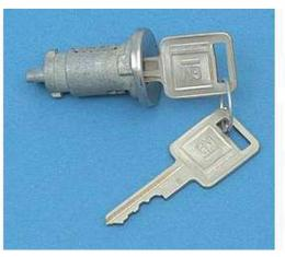 66-67 Full-Size Ignition Lock Cylinder- With Gm Keys