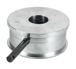 "Model Ford Crankshaft Pulley, Machined Billet Aluminum, 3-1/2"" O.D., 1921-1927"