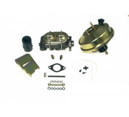 Camaro Disc Brake Power Booster Conversion, 1970-1981