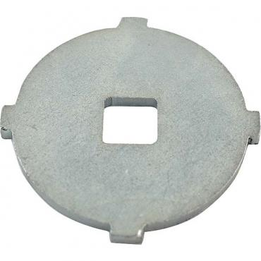 Model A Ford Gas Tank Filler Screen Tool - For Early Threaded Style Neck