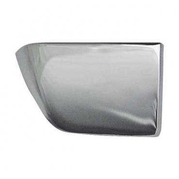 Ford Mustang Inside Door Handle - Chrome - Right - Spear Head Type For Mach 1 & Deluxe Interiors
