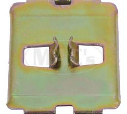 Rear Door Moulding Clip - Body Styles 54A, 71E, 71F, 75A - Ford