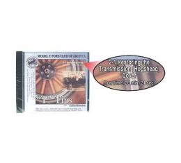 MTFCA T Tips On DVD - Restoring The Transmission Cover - Series 2 - Volume 1