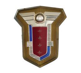 Hood Emblem Insert - Plastic - Mercury