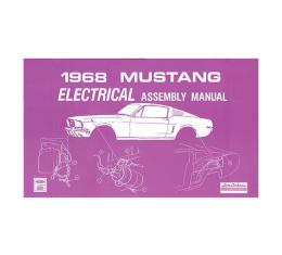 Ford Mustang Electrical Assembly Manual - 102 Pages
