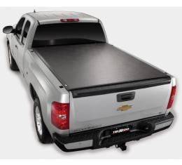Truxedo Lo-Pro QT Tonneau Bed Cover, Chevy Or GMC Truck, 8'Bed Dually, With Bed Caps, Black, 2007-2013
