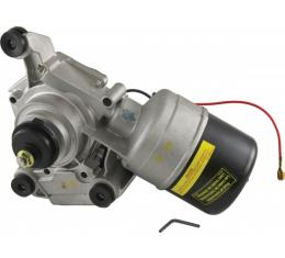 Firebird, Front Windshield Wiper Motor, Concealed, With Delay 1977-1983