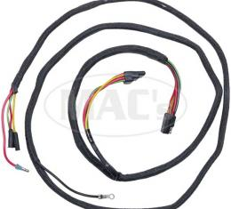 Power Window Wires - 9 Terminals - Right Front - Ford