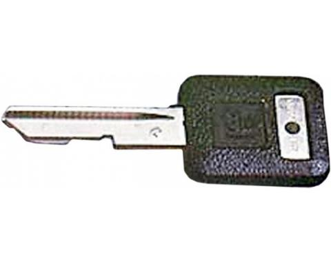 Corvette Square Covered Key, 1971, 1975, 1979 &1984-1985
