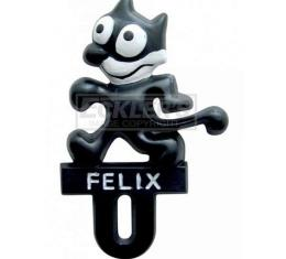Chevy Truck Felix The Cat License Frame Ornament