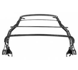 Chevelle Convertible Top Frame Assembly, 1970-1972