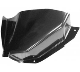 Chevy Truck Cowl Air Vent Panel, Right, 1973-1987