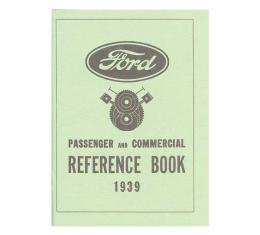 Ford Passenger & Commercial Reference Book - 64 Pages