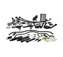 Firebird Suspension Kit, Complete Performance Package, 1967-1969