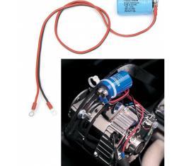 Chevy Radio Noise Suppression Kit, Custom Autosound