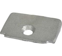 Model A Ford Rumble Lid Alignment Plates - Aluminum