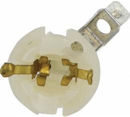 Firebird Ash Tray Lamp Socket, Fiber Optic, 1967-1981