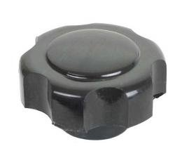 Ford Pickup Truck Windshield Wiper Switch Knob - Black - For Electric Wipers