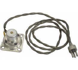 Radio Foot Control Switch - With Hardware - Ford