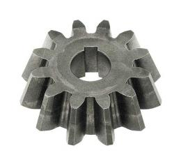 Model T Ford Pinion Gear - 12 Tooth - 3.25:1 Ratio When Used With 39 Tooth Ring Gear - 3.33:1 Ratio When Used With 40 Tooth Ring Gear