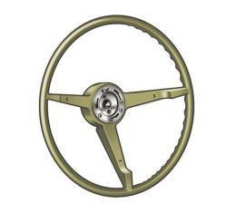 Ford Mustang Steering Wheel - 3 Spoke - Ivy Gold