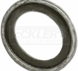 Full Size Chevy Antenna Bezel Gasket, Rear, 1963-1964