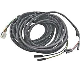 Ford Mustang Tail Light Wiring Harness - Without Plug Ends - Coupe Or Convertible