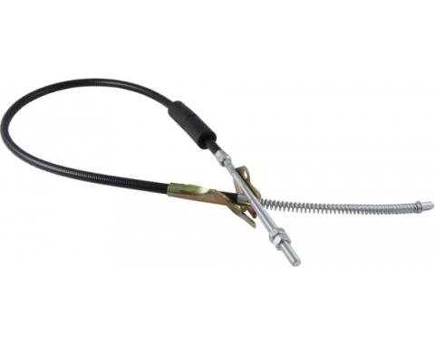 Chevy & GMC Truck Emergency Brake Cable, Rear, 1951-1955 (1st Series)