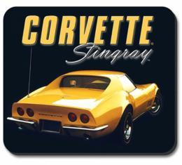 1969 Corvette Coupe Mouse Pad