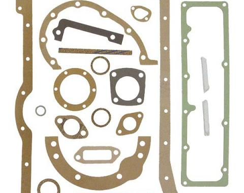 Model A Ford Engine Gasket Set - 20 Pieces - No Head Gasket