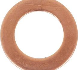 Master Cylinder Outlet Fitting O Ring - Copper - Ford Only