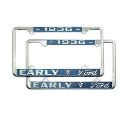 License Plate Frame - 1936 Ford