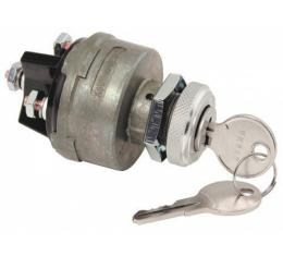 Modern Style Ignition Switch - Ford & Mercury