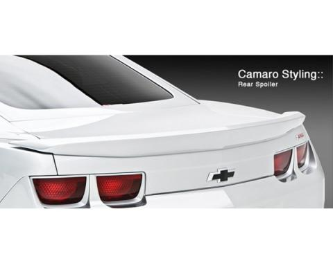 Camaro Deck Spoiler, Rear, Flush Mount, 2010-2013