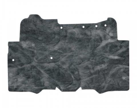 Firebird Hood Insulation Pad, Standard Hood, 1985-1992