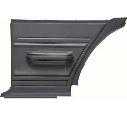 Nova Quarter Panel, Inner, Rear, With Arm Rest, 1975-1979